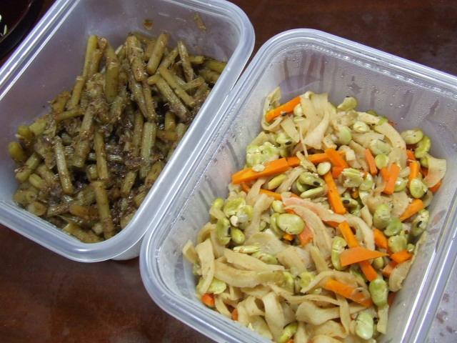 打ち豆と切干大根の煮物_f0019498_15422351.jpg