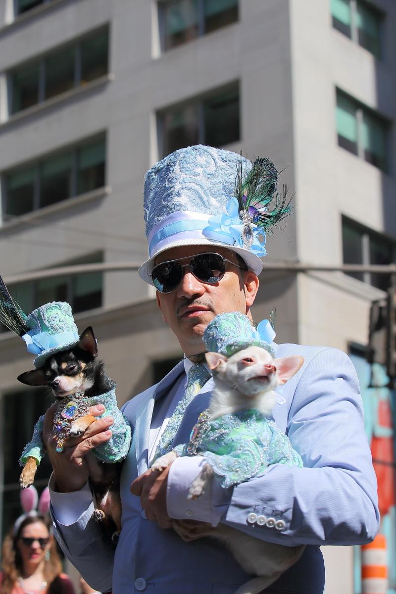 ニューヨークイースターパレード2014 Vol3_a0274805_2135691.jpg