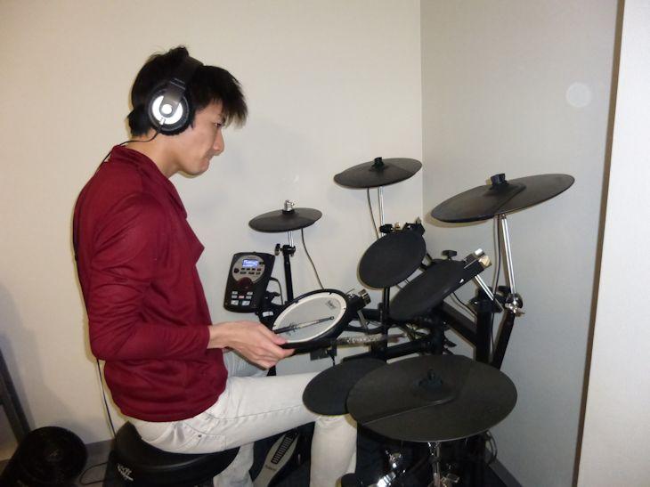趣味のドラム_f0205412_16205085.jpg