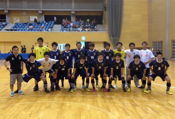2014 フットサル 全国選抜東海大会_f0041113_1133383.jpg