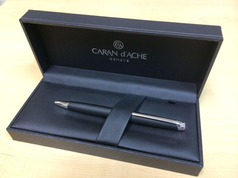 Ball point pen by Caran d\'Ache_c0128818_1644023.jpg