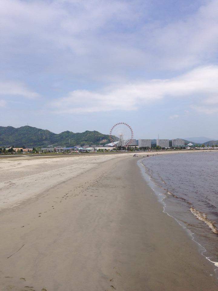 初夏を思わせる陽気_d0166534_829221.jpg