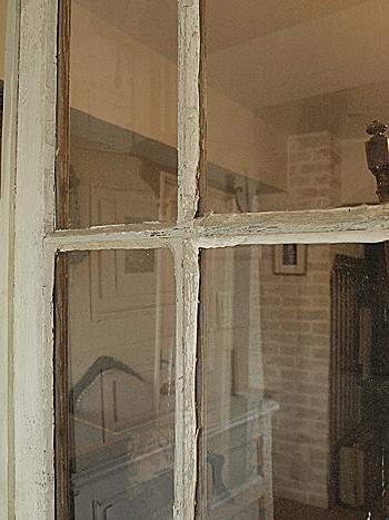 miniature* BROCANTE 、窓枠完成_e0172847_18353086.jpg