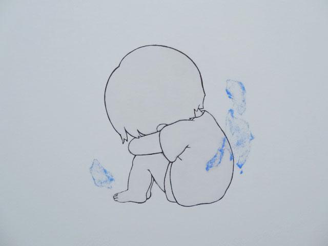 広瀬直子展2014@2日目_e0272050_18291385.jpg