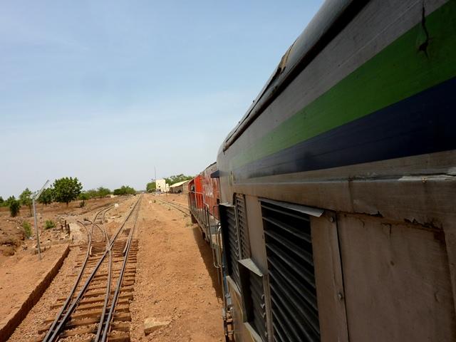 鉄道とバンフォラの旅 1日目 : ...