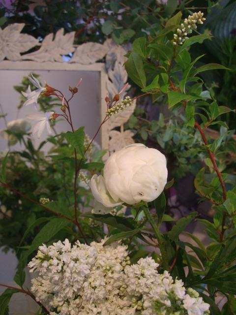オークリーフ花の教室(赤地さんと宮原さんの作品)_f0049672_1710166.jpg