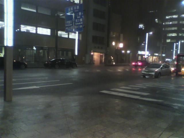 雷雨 来た!!!!!_d0062076_19355367.jpg
