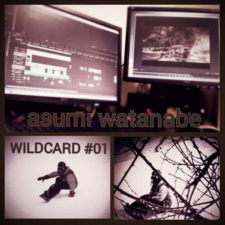 WILDCARD#01 DVD ( その1)_b0203378_11321548.jpg