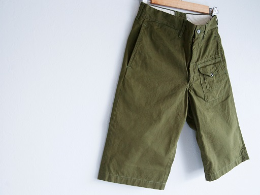 Battledress Cruiser Shorts _d0160378_22155449.jpg