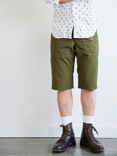 Battledress Cruiser Shorts _d0160378_22173846.jpg
