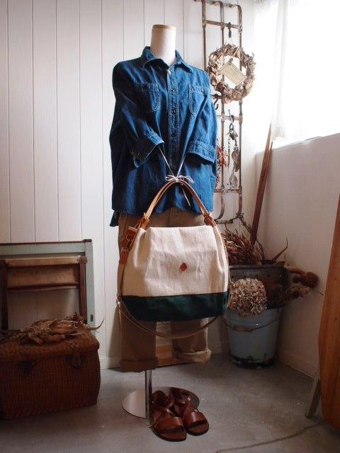 プランタースタンドとスニーカーとバッグと靴下と・・・休日。_a0164280_1441265.jpg