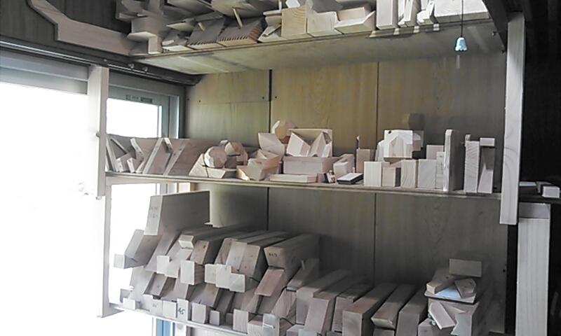多面体木工 積み木インテリアギャラリー訪問記_a0180787_16582184.jpg