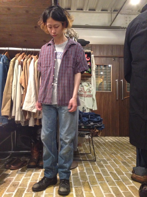 XX  Big E  ShortHorn!!!(T.W.神戸店)_c0078587_22362194.jpg