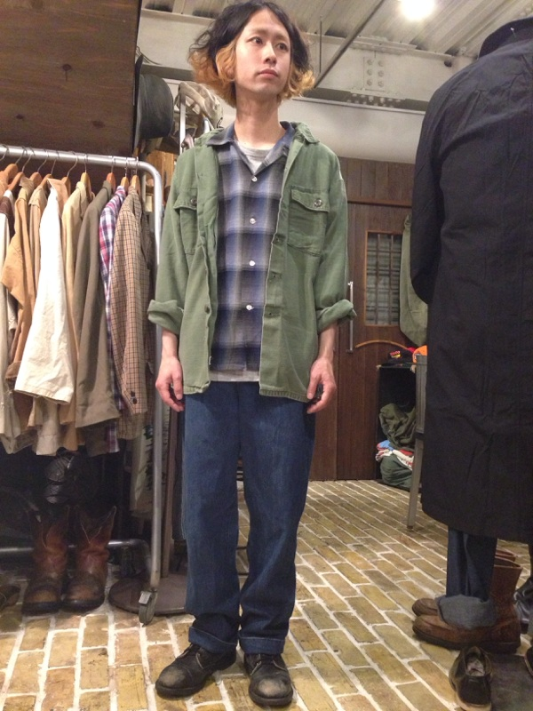 XX  Big E  ShortHorn!!!(T.W.神戸店)_c0078587_22373585.jpg