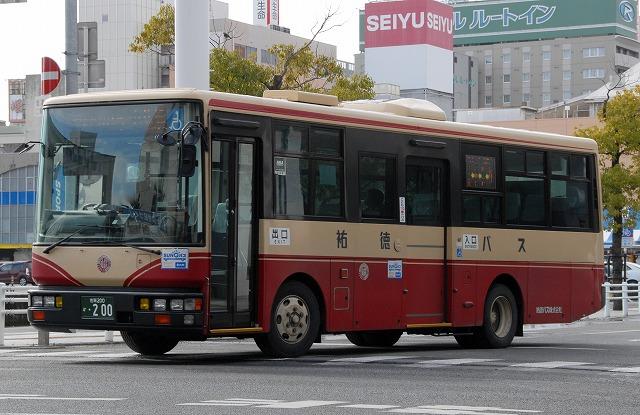 祐徳バス~西工/日産ディーゼルRM_a0164734_16392166.jpg