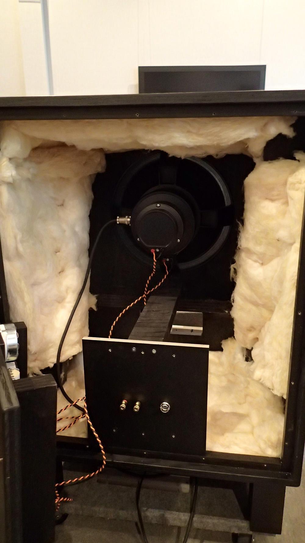 38cm同軸2WAY 励磁型システム 完成しました。_b0262449_21554531.jpg
