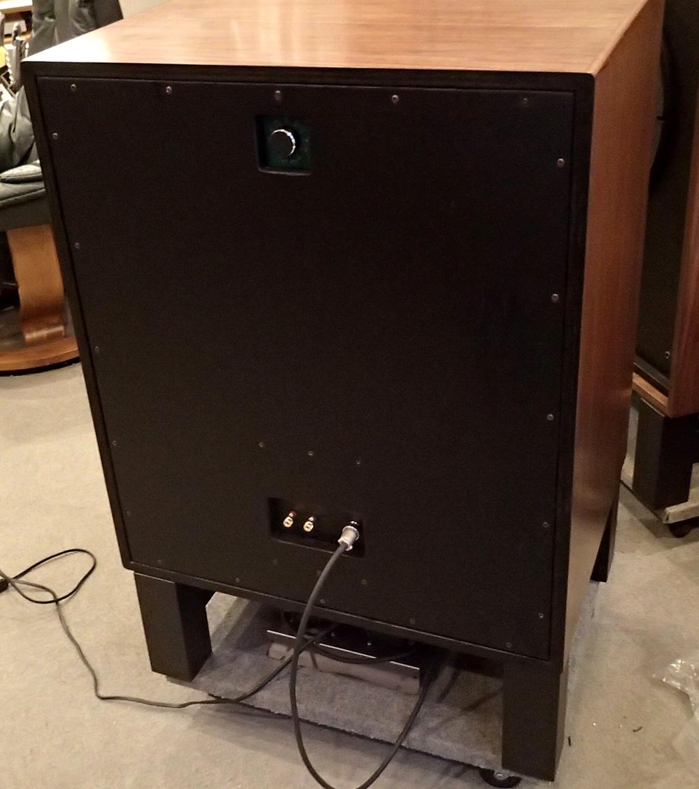 38cm同軸2WAY 励磁型システム 完成しました。_b0262449_21561215.jpg