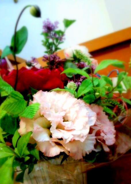 母の日のお花 ~Seed Seedさん☆~_b0241353_16441774.jpg