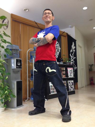 台湾Tシャツ入荷☆_a0148054_16031067.jpg