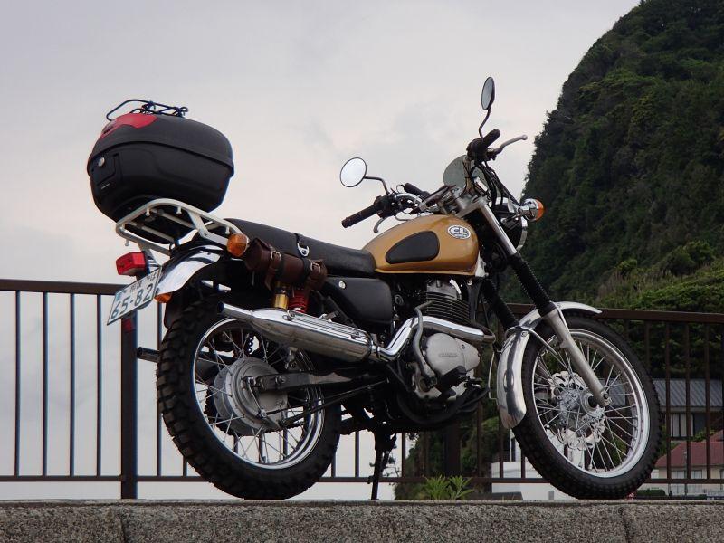 CL400・南伊豆へ_f0119755_16115049.jpg