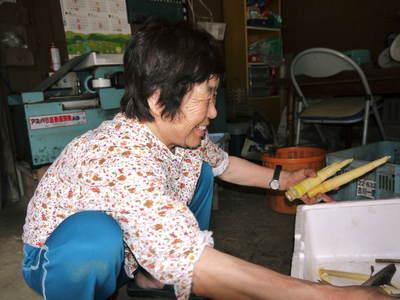 絶品たけのこ『山竹』 下茹でいらずの簡単皮むき!!美味しさの秘密に迫る!!_a0254656_20171680.jpg