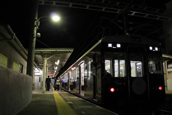 阪急電車 1日の終わり お疲れ様でした~_d0202264_20203298.jpg