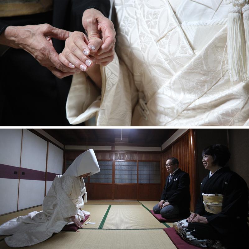 結婚式当日 ご自宅にてお仕度_c0224169_10262901.jpg