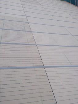 板橋区の高島平で屋根工事_c0223192_20515389.jpg