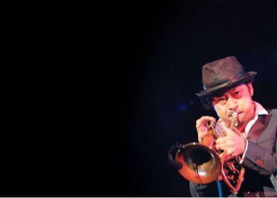 フリューゲルホルン奏者土濃塚隆一郎JAZZ LIVE。_f0301305_2173584.jpg