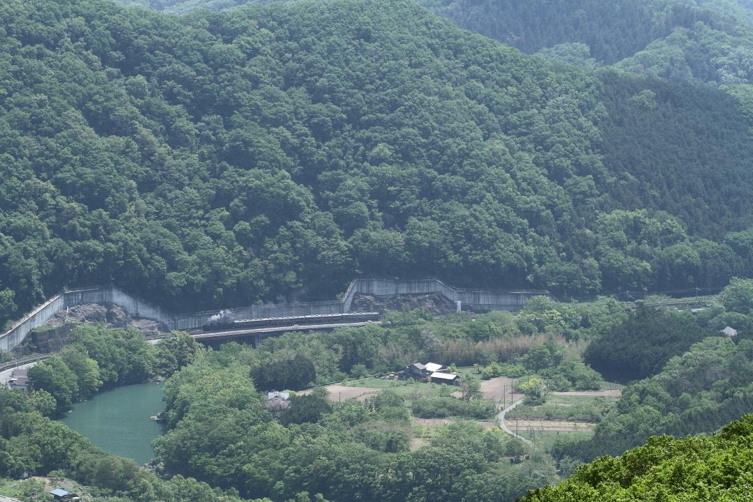 山も川も緑、小さな煙は白 - 2014年春・秩父 -  _b0190710_15553981.jpg