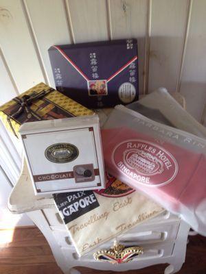 贈り物は思い出のラッフルズホテルの香り〜_f0215324_12324645.jpg