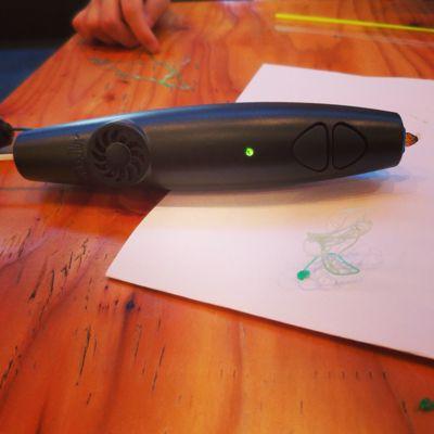 3Dペンで空間にラクガキしてきた!@FabCafe Tokyo_c0060143_22112356.jpg