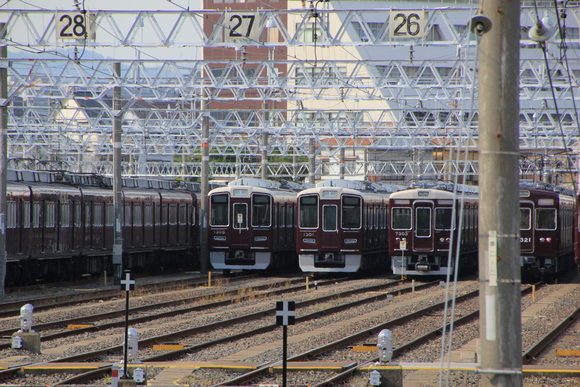 阪急正雀レポ 1300系_d0202264_20563986.jpg