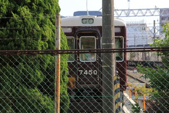 阪急正雀レポ 1300系_d0202264_20583447.jpg