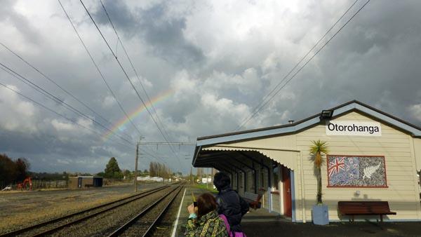 雲と虹とスーパーはしご_e0133780_1839456.jpg