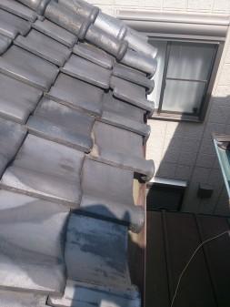 板橋区の上板橋で瓦屋根修理工事_c0223192_20541031.jpg