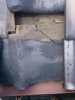 板橋区の上板橋で瓦屋根修理工事_c0223192_20552374.jpg