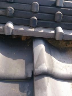 板橋区の上板橋で瓦屋根修理工事_c0223192_20595820.jpg