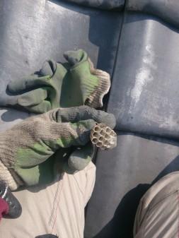 板橋区の上板橋で瓦屋根修理工事_c0223192_2115537.jpg