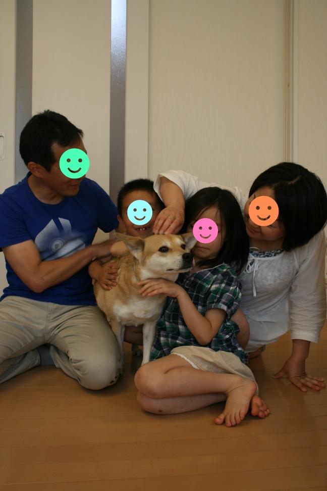葵ちゃん 新生活スタート!_f0242002_1225927.jpg