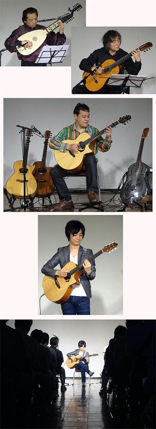 勉強になりました! TOKYOハンドクラフトギターフェス2014_c0137404_2217855.jpg