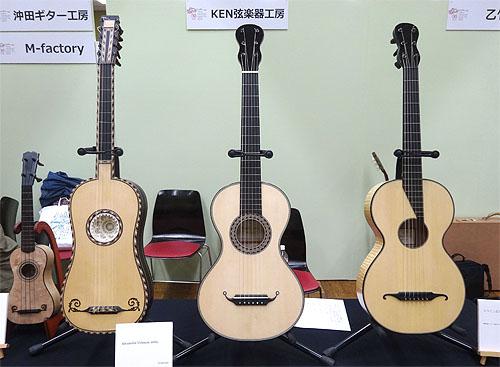 勉強になりました! TOKYOハンドクラフトギターフェス2014_c0137404_2229921.jpg