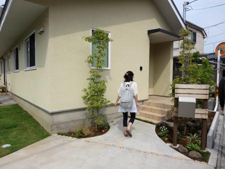 雑誌取材*写真撮影 / 川越市のゼロエネルギー住宅 H様邸にて_d0080906_1322141.jpg