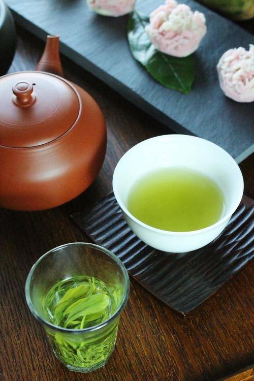 喜楽亭で味わうおいしい日本茶_b0220318_6324965.jpg