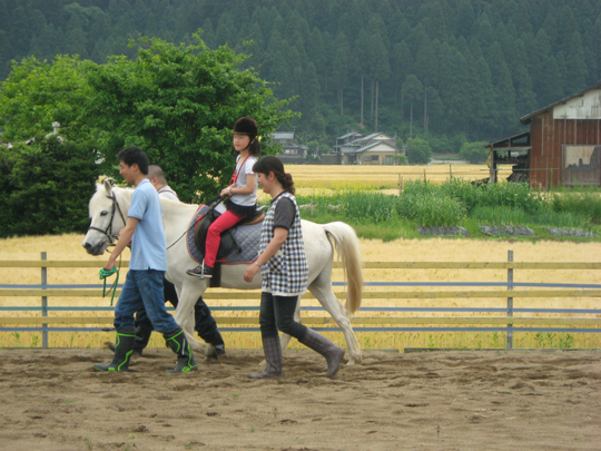 乗馬体験!!!_e0061225_1192250.jpg