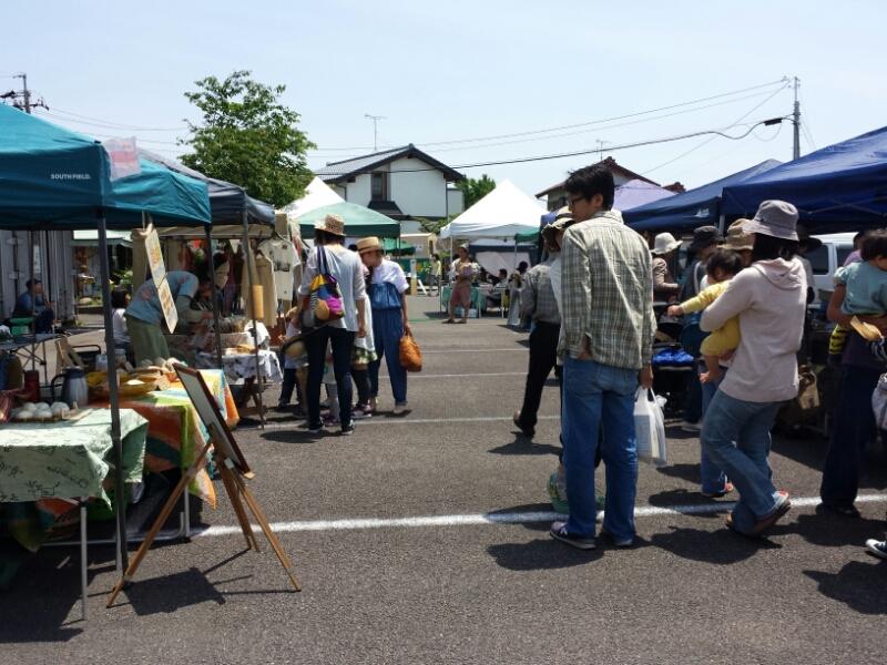 わらべ村19周年セールのマーケット行ってきました_e0155231_1426213.jpg
