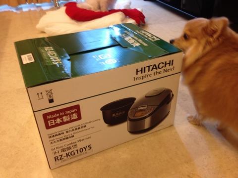 炊飯器買いました♡_e0303431_1711531.jpg