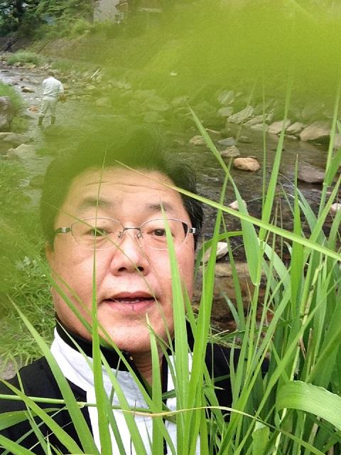/// 春来川の美化作業に参加し、綺麗になりました /// _f0112434_23312552.jpg