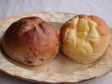 よこやまの森のパン工房のパンを。_b0277136_14134390.jpg