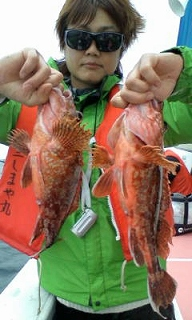 根魚五目へ_c0306546_13311788.jpg